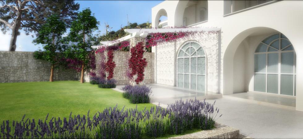 Villa Privata – Capri Island -