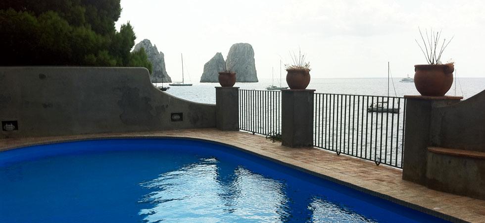Villa via Krupp Capri