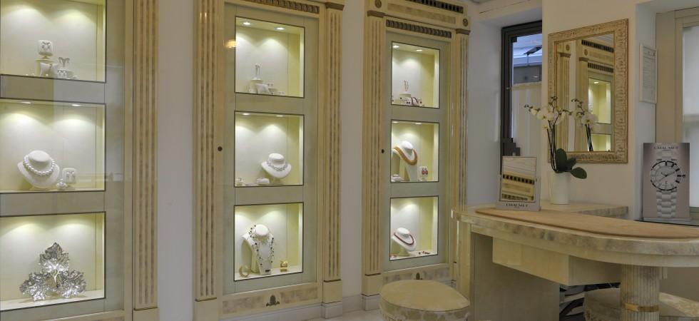 Desiderio Jewerly Store Capri
