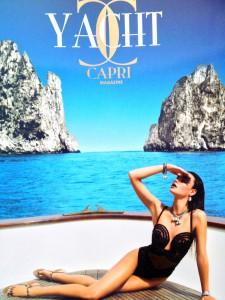 copertina capri yacht magazine