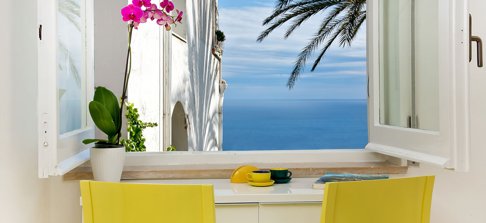 Suite Elegance Belvedere Home Design – Capri Island -