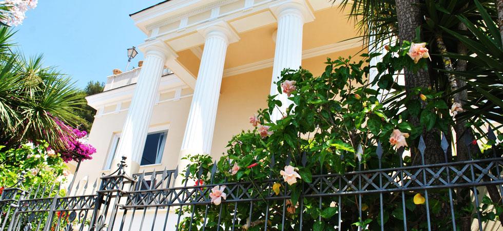 Private Villa Capri Island